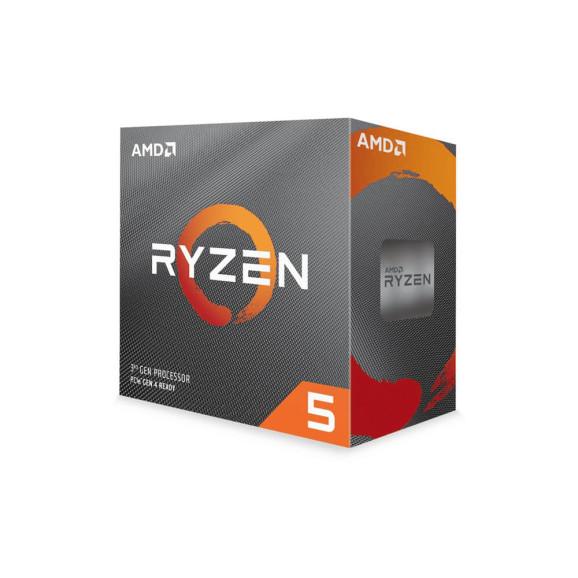 Processador AMD Ryzen 5 3600Box Cache 32MB 3.6GHz