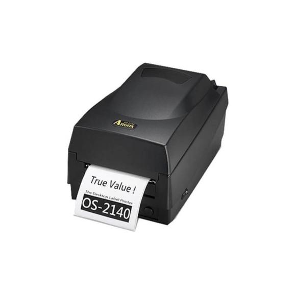 Impressora Código de Barras Argox OS-2140 Preta