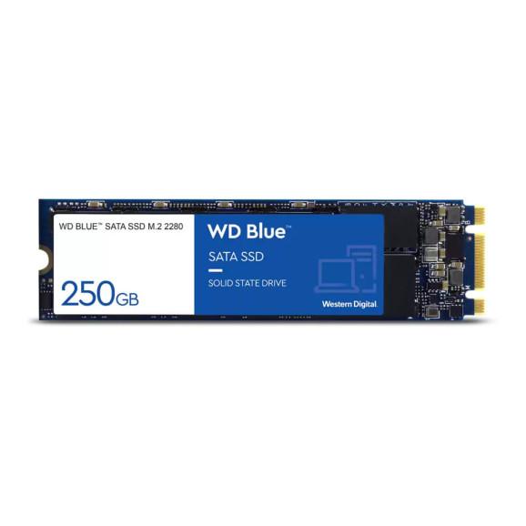 SSD 250Gb Western Digital M.2 2280  Blue