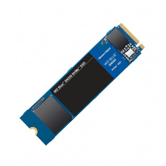 SSD 250GB M.2 WESTER DIGITAL SN550 BLUE - WDS250G2B0C