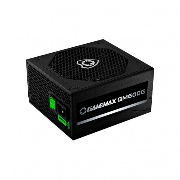 FONTE  600 WATS ATX REAIS GAMEMAX GM600G 80 PLUS PLATINUM