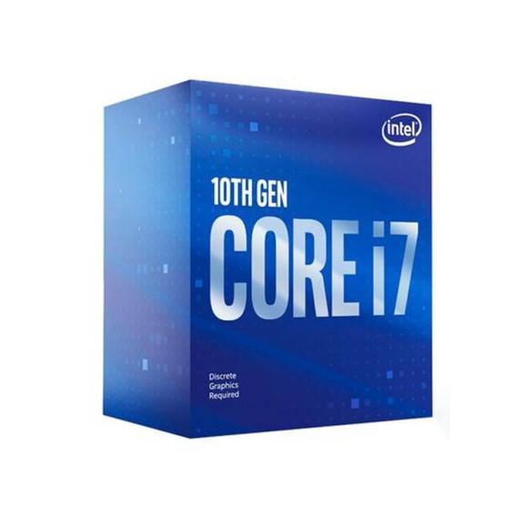 Processador Intel Core I7-10700F LGA1200 2.90 GHZ Sem Vídeo