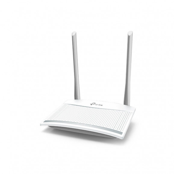 ROTEADOR TP-LINK WIRELESS 300MBPS 2 ANTENAS 2LAN TL-WR820N