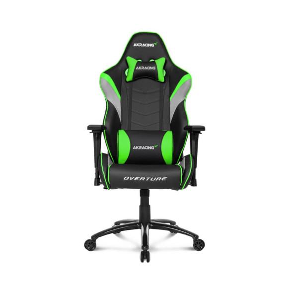 Cadeira Gamer AKRacing Overture green