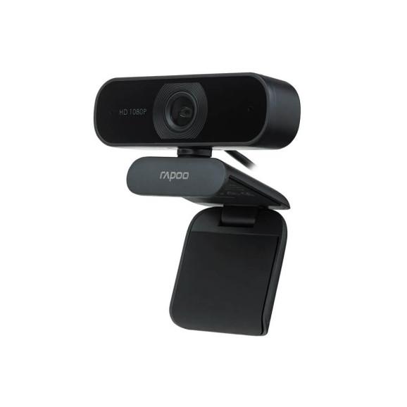 Webcam Rapoo C260 Full HD 1080P preto RA021