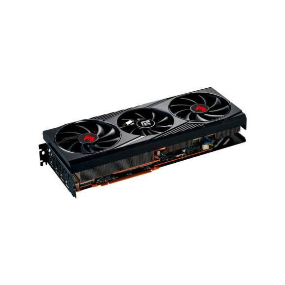 Placa de vídeo 16GB PCI-EX AMD Powercolor RX 6800XT DDR6