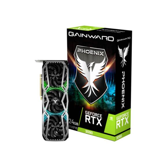 Placa de vídeo 24GB RTX 3090 Phoenix Gainward GDDR6