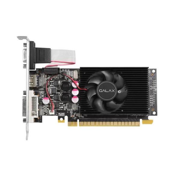 Placa de Vídeo Galax Geforce GT210 1GB DDRE3