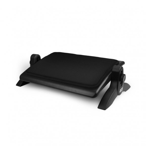 Apoio para pés com almofada DT3 EFR02C preto