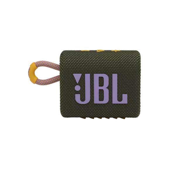 Caixa de som JBL GO 3 Verde