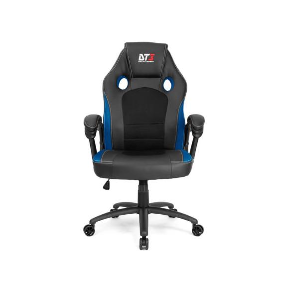 Cadeira gamer DT3sports GT preto/azul
