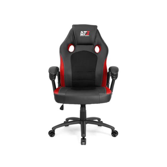 Cadeira gamer DT3sports GT preto/vermelho