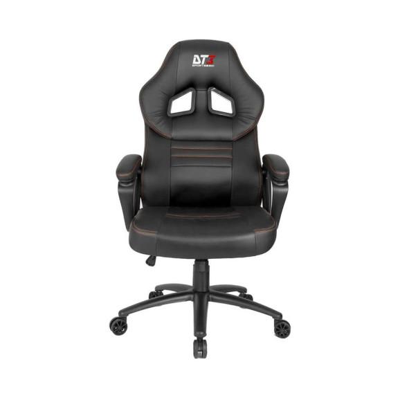 Cadeira gamer DT3sports GTS preto/laranja
