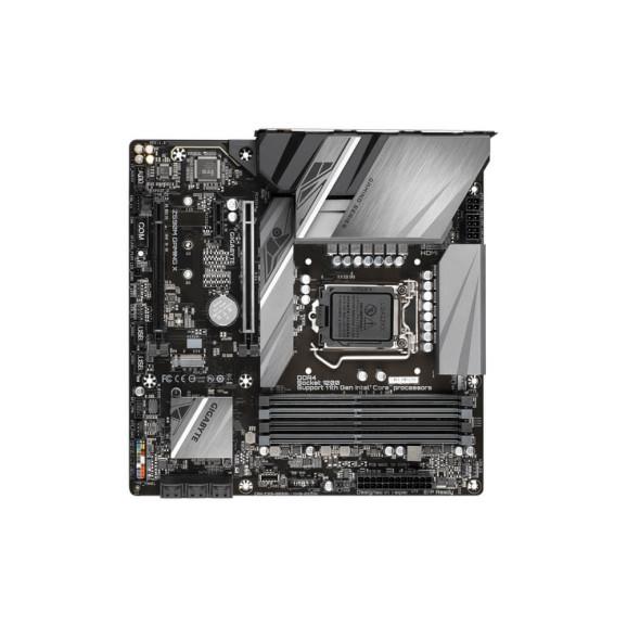Placa mãe Gigabyte Z590M Gaming X 1.0 11 geração