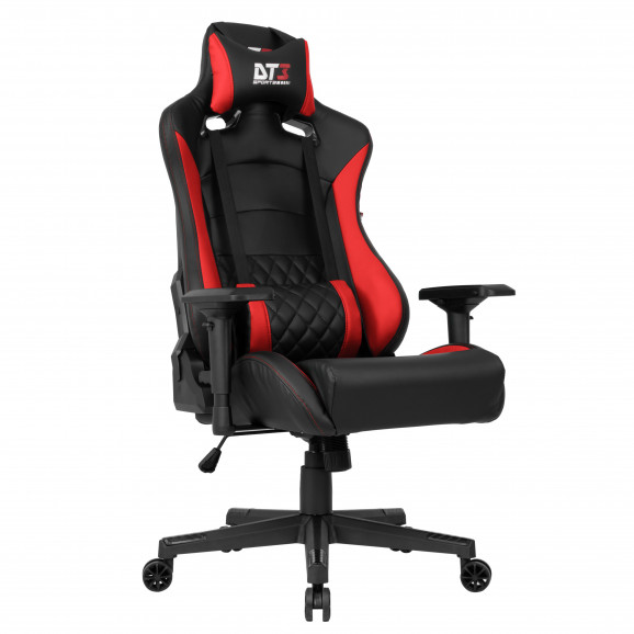 Cadeira Gamer Ravena Red  – DT3 Sports