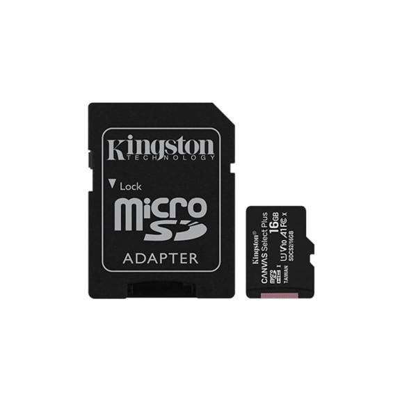 Cartão de Memória 16 GB Classe 10 Kingston SDCS2/16GB