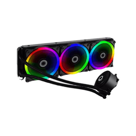 Water cooler Gamemax Iceberg 360R Rainbow RGB