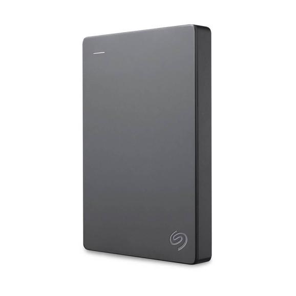 HD externo portátil Seagate 2TB Basic preto