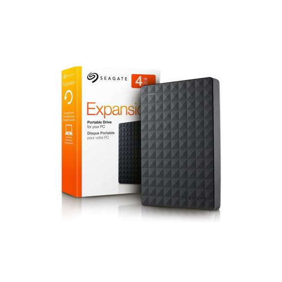 HD 4TB SEAGATE EXTERNO EXPANSION USB 3.0 - STEA4000400