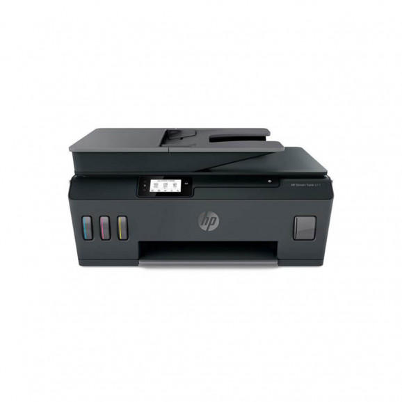 Impressora Multifuncional Tanque de Tinta Sem Fio HP 617