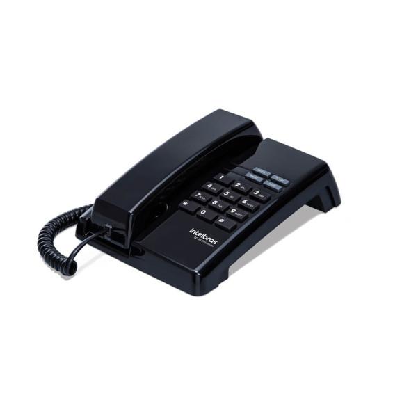 Telefone com Fio TC 50 Premium Preto Intelbras