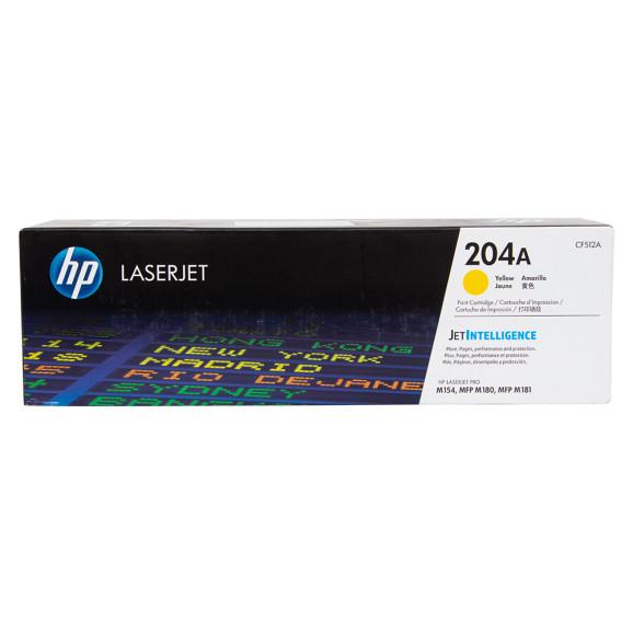 Toner HP CF510A Laserjet Amarelo (204A)