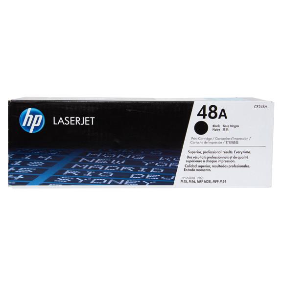 Toner HP Laserjet 48A Preto CF248A