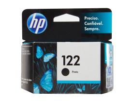 Cartucho de Tinta 122 Standard Preto - HP