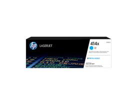 TONER HP W2021XC LASERJET 414X CIANO