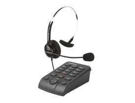 Headset Intelbras com fio HSB-40