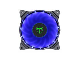 COOLER P/GABINETE T-DAGGER T-TGF300-B LED AZUL