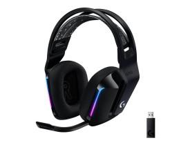 HEADSET GAMER LOGITECH G733 PRETO 981-000863