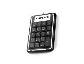 TECLADO USB NUMÉRICO C3TECH KN-11BK PRETO