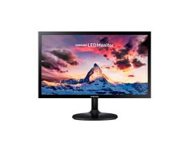"Monitor Samsung 22"" Série CF350 FHD Preto"