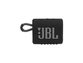 Caixa de som JBL GO 3 Preta