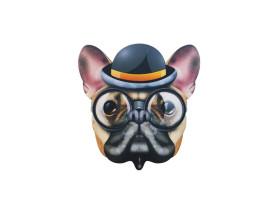 Mouse Pad e Imã Base Reliza Colorfun Dog Lord