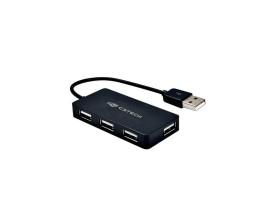 Hub C3tech 4 portas USB 2.0