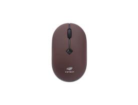 Mouse sem fio C3tech RC/Nano vermelho