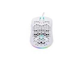Mouse Vinik VX Gaming Void Led RGB 7600 DPI branco