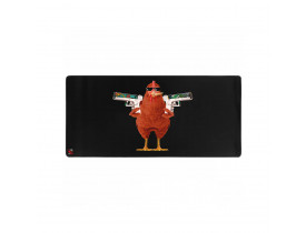 Mouse pad gamer Pcyes Chicken extended 900x420mm PMCH90X42