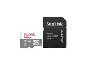 CARTAO DE MEMÓRIA  16 GB SANDISK CLASS 10
