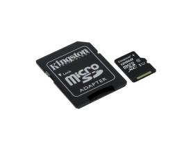 CARTÃO DE MEMÓRIA 128GB KINGSTON SDCS/128GB