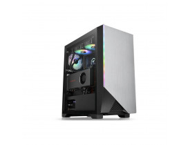 GABINETE THERMALTAKE GAMER H550 TG ARGB BLACK/SPCC/T.GLASS- CA-1P