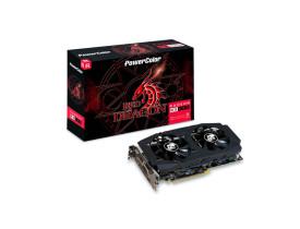 PLACA DE VÍDEO 8GB PCI-EX RADEON POWERCOLOR RX 580 DDR5