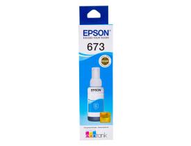 Refil de Tinta T673220 Ciano Epson