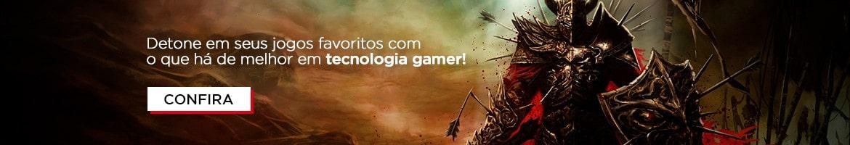 Tecnologia Gamer - Confira o que há de melhor!